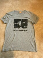 Boss Orange Grey Marl T  T-Shirt XL