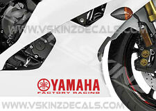 Yamaha Factory Racing Bellypan Superior Cast Decals Stickers R1 R6 600 1000 YZF