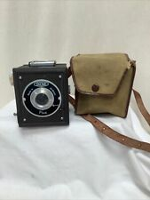 Gnome Pixie 120 Roll Film Box Camera Camera with Carry Case