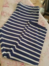 Mini Boden Girls Cropped Leggings Size 13-14 Years. New