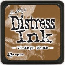 Tim Holtz Distress Mini Ink Pad-Vintage Photo, DMINI-40262
