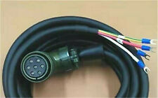 1PC NEW For FANUC A06B-0148-B075 5m Servo Motor Power Cable #H303K YD