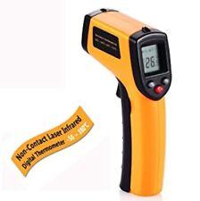 Digital IR Infrared Laser Gun Thermometer Temperature Heat Thermal Sensor Far