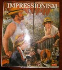 Impressionism Book  - LARGE! 1973
