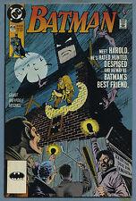 Batman #458 1991 Alan Grant DC Comics