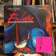 """Cirque Du Soleil – Volume 4: Emballa (Louie Vega Remixes) NM VINYL 12"""""""