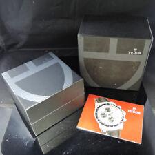 TUDOR WATCH BOX CASE 90.00.08 100%Authentic FZ1102 YN1