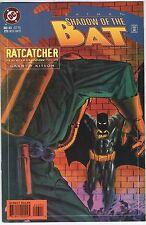 fumetto DC BATMAN SHADOW OF THE BAT AMERICANO NUMERO 43