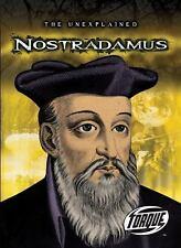 Nostradamus (Torque Books: The Unexplained) (Torque: Unexplained)-ExLibrary