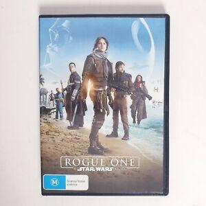 Rogue One A Star Wars Movie DVD Region 4 AUS Free Postage