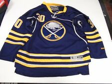 Buffalo Sabres Ryan Miller #30 Authentic Replica Jersey Youth L/XL NHL Reebok