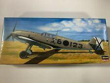 New ListingHasegawa Messerschmitt Bf109E-3 'Spanish Air Force' Model Plane Kit Brand New