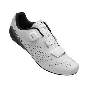 Giro Bicycle Cycle Bike Cadet Road Cycling Shoes White