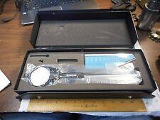 """NEW IN THE BOX Scherr Tumico 50-0135-05 Bore Gage .75""""-1.5"""" .0001"""" 0 -5-0 NEW!!!"""