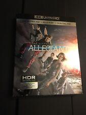 The Divergent Series: Allegiant (Blu-ray Disc, 2016, 2-Disc Set, 4K Ultra HD...