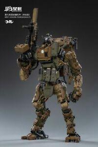 1/18 JOYTOY JT0609 9st Legion-Fear Assault Steel Armor Collectble Figure Doll
