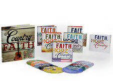 *Brand New* Faith, Hope and Country (10 CDs)