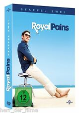 ROYAL PAINS, Staffel 2 (Mark Feuerstein) 5 DVDs NEU+OVP