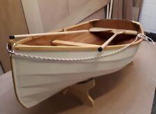 Fai DA TE piani per Costruire da Solo un 1.5m (5ft) Barca da giardino/fioriera/Rocker