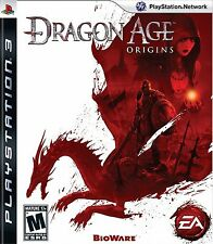 Dragon Age: Origins PS3 - Black Label - LN