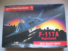 Hobby Craft 1631 F-117A Nighthawk USAF Stealth Fighter 1:48 Kombiversand möglich
