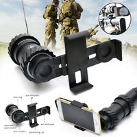 Rifle Scope Mount Adapter Camera Smartphone Mount Holder Universal For Phones UK
