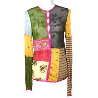 Christian Dior Round Neck Long Sleeve Design Tops Shirt Multi-Color #38 AK37339