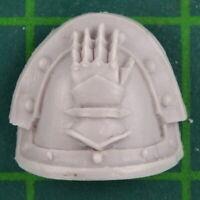 Horus Heresy Iron Hands Legion MK3 Schulterpanzer Forge World 40K Bitz 7744