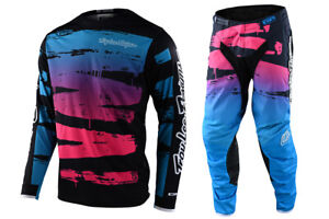 2021 TroyLee Designs Motocross MX ATV Gear Set Jersey/Pants MX Offroad Suit