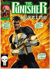 LOT DE 8 PUNISHER MAGAZINE 3 4 7 8 9 11 12 13 MARVEL COMICS FORMAT GEANT !