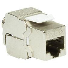 LogiLink Keystone Modul Kat.6a klasse EA geschirmt grau (4052792026818)