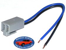 38-68 GM Engine Battery Charging System Alternator Generator Wiring Harness D17