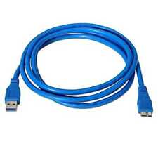 Cable USB 3.0 A/B-micro B/M 1 M Azul - G