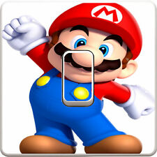 Super Mario Light Switch Vinyl Sticker Decal for Kids Bedroom #185