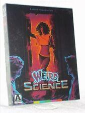 Weird Science Special Edition (Blu-ray, 2019) Anthony M Hall Rebecca DeMornay Ne