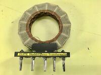 alte RadioSpule ELITE Hochfrequenz-Transformator ungeprüft