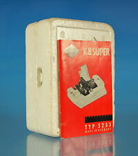 Agfa K8 Super Klebepresse für Super 8 Typ 5253 Splicer colleuse - (50950)