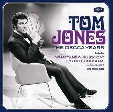 Tom Jones - Decca Years [New CD]