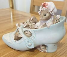 BEATRIX POTTER THE WORLD OF - MONEY BOX - OLD WOMAN WHO LIVED IN A SHOE.