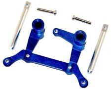 GPM Racing Tamiya Terra Crusher Blue Aluminum Bushing Steering Set TEC048