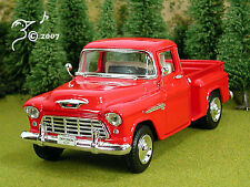 Die Cast 1955 Chevrolet Stepside Pickup G Scale 1:24 by Superior 55 Chevy