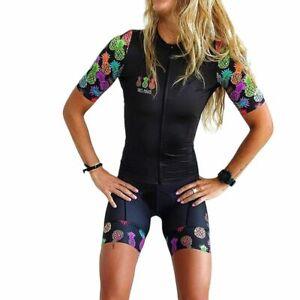 2021 tres pinas cycling jersey set 9D bike Shorts set mtb Women summer quick dry