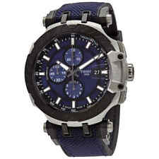 Tissot T-Race MotoGP Chronograph Automatic Blue Dial Men's Watch T1154272704100