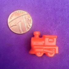 15 X Novedad trenes/transporte granos de poni, Llaveros, clip ficticio, agregar a favores