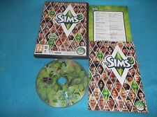 THE SIMS 3 MAIN GAME PC/MAC-DVD V.G.C. FAST POST COMPLETE ( sims 3 main game )