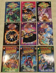 HITCHHIKER'S GUIDE TO THE GALAXY Multi-Title Series SET (1993 on) COMPLETE 9 iss