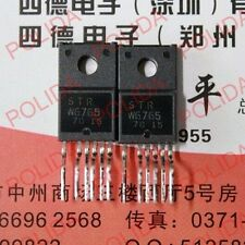10PCS POWER REGULATOR IC SANKEN TO-220F-6 STR-W6765 STRW6765 W6765