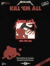 Metallica - Kill 'em All (Paperback or Softback)
