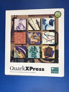 QuarkXpress 4.0 for Windows (windows 95/NT 3.51/NT 4.0) 1997