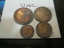 More details for maundy coins  1662-1816            1828   geo 111   set of 4 coins